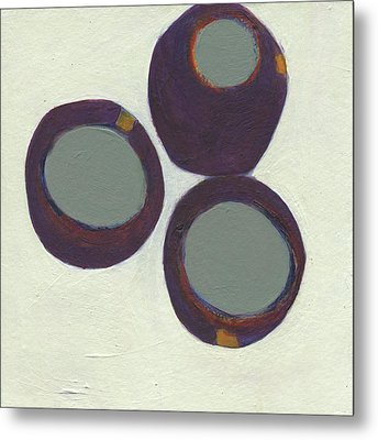Rolling On 3 Metal Print by Jean Beal