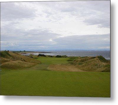 Royal Aberdeen Scotland Golf Metal Print