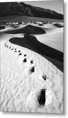Ruined Metal Print by Mike Irwin