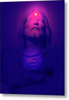 Sacred-heart No. 04 Metal Print by Ramon Labusch
