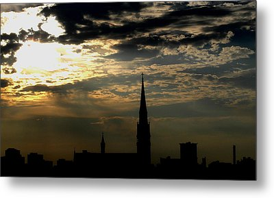 Saint Johns Sunrise Metal Print