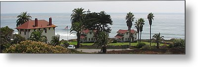 San Diego Pt Loma Lighthouse Metal Print