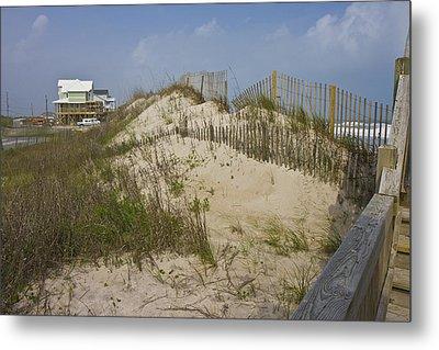 Sand Dunes II Metal Print by Betsy Knapp