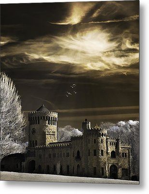 Sands Point Metal Print