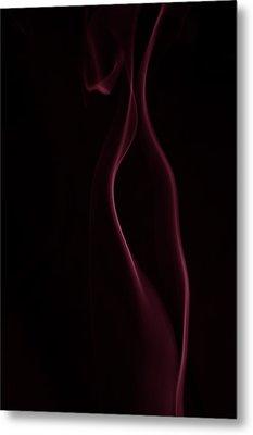 Seductress Metal Print by Mark Denham