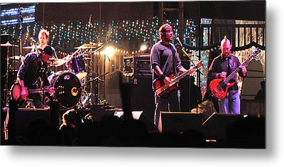 Seether Metal Print by Mike Martin