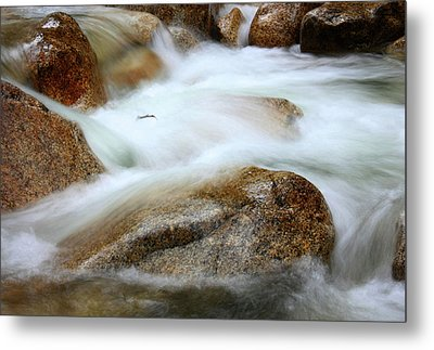 Shannon Falls Metal Print by Barbara  White