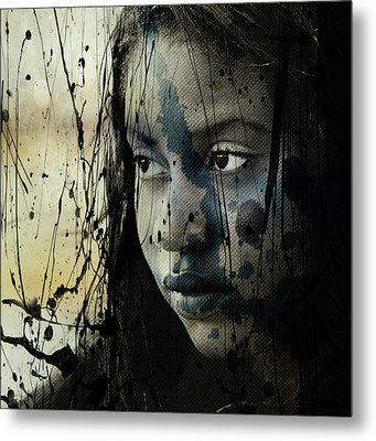 She's Out Of My Life  Metal Print by Paul Lovering