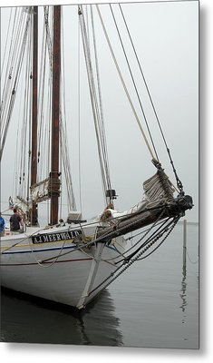 Ship 21 Metal Print by Joyce StJames