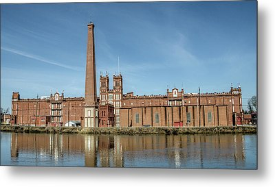 Sibley Mill Metal Print