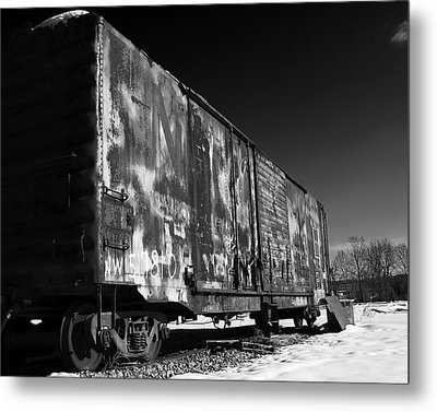 Metal Print featuring the photograph Sidelined by Alan Raasch