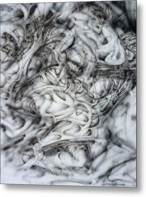 Skab Metal Print by David Frantz