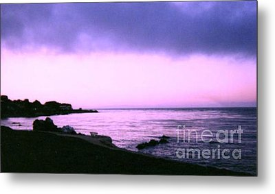 Skies Wide Open Metal Print