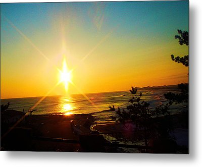 Sokcho 1 Metal Print by Michael C Crane