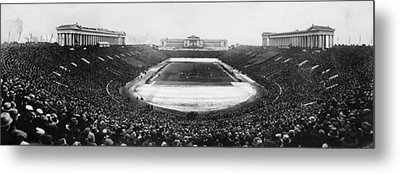 Soldier Field, Chicago, Illinois, Circa Metal Print by Everett