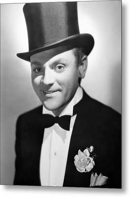 Something To Sing About, James Cagney Metal Print by Everett