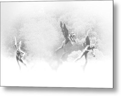 Song Of The Angels Metal Print by Bill Cannon