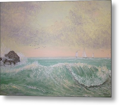 Song Of The Sea Metal Print