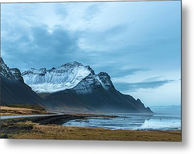 Southeast Iceland Countryside Metal Print