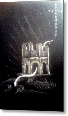 Spirit Of Mellifont Abbey Metal Print by Ahonu