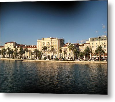 Split- Croatia Metal Print