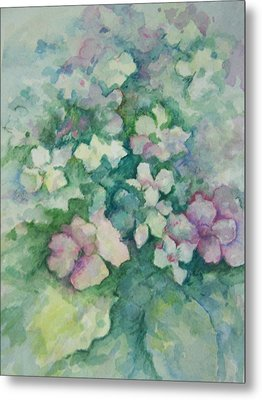Spring Bouquet Metal Print by Sandy Collier