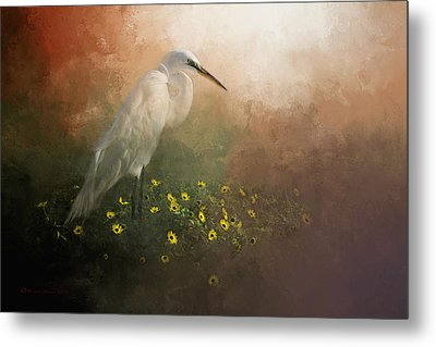 Spring Is Here Metal Print by Marvin Spates