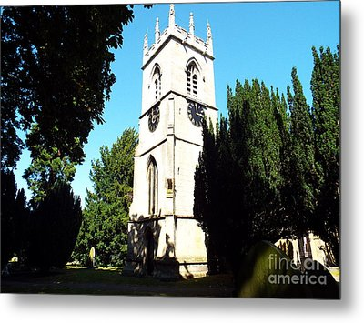 St. Michael's,rossington Metal Print
