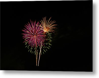 Metal Print featuring the photograph Starburst by Larry Bishop