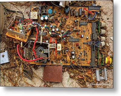 State Of The Art Metal Print by Christopher Holmes