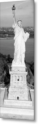 Statue Of Liberty, New York, Nyc, New York City, New York State, Usa Metal Print