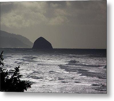 Storm's A Brewin' Metal Print by Angi Parks
