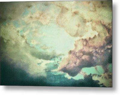 Stormy Sky Metal Print