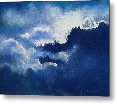 Stormy Sky Metal Print by Lorraine McFarland