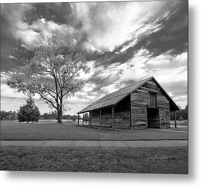Stormy Weather Metal Print by George Randy Bass