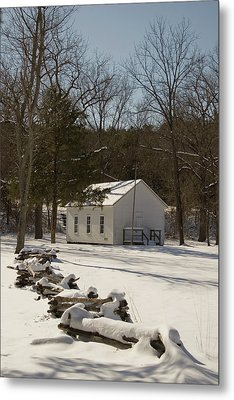 Storys Creek School Metal Print