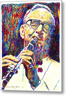 Sultan Of Swing - Benny Goodman Metal Print
