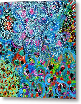 Summer Of Love Study No 1 Metal Print