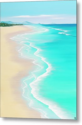 Summer Rendezvous Metal Print by Colin Perini