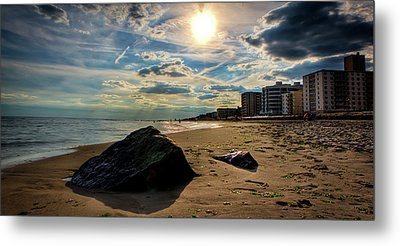 Summer's Day Metal Print by David Hahn
