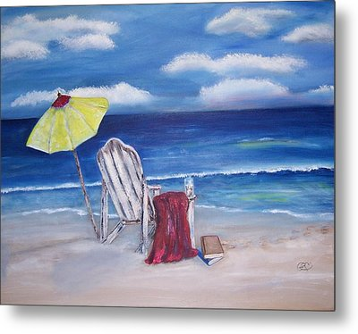Summers Dream Metal Print by Penny Everhart
