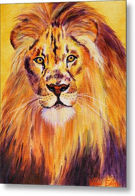 Sun Kissed Boy Metal Print by Wendi Matson