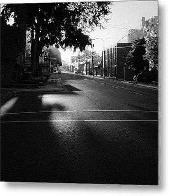 Sunrise On Dorion Avenue Metal Print