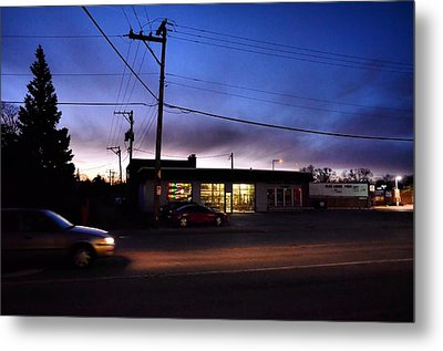 Sunrise Over Charlie's Metal Print by Jeanette O'Toole