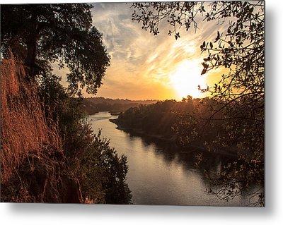Sunrise Over Fair Oaks Metal Print by Randy Wehner Photography
