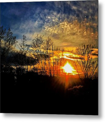 Sunset #1 Metal Print