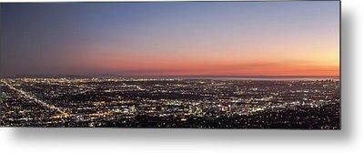 Sunset Dreaming Metal Print