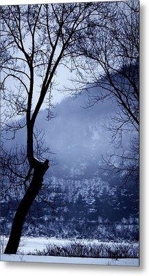Susquehanna Dreamin... Metal Print by Arthur Miller