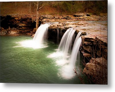 Swimming Hole Metal Print by Tamyra Ayles
