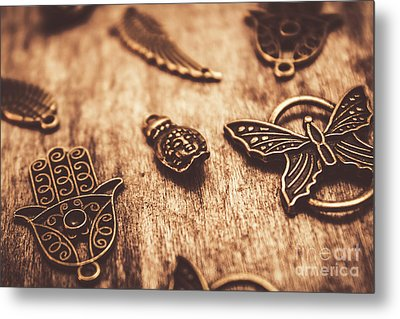 Symbols Of Zen Metal Print by Jorgo Photography - Wall Art Gallery
